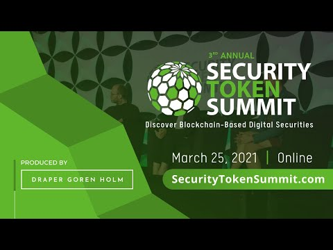Watch the 3rd Annual Security Token Summit Produced By Draper Goren Holm