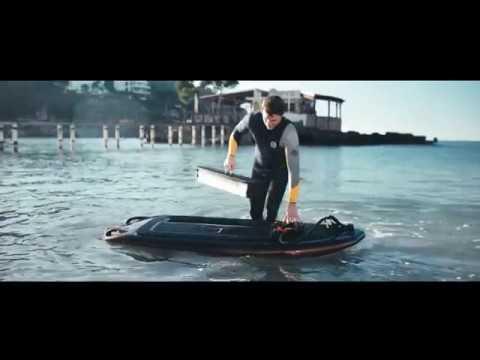 Curf surfboard