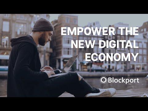 Empower the New Digital Economy | Blockport