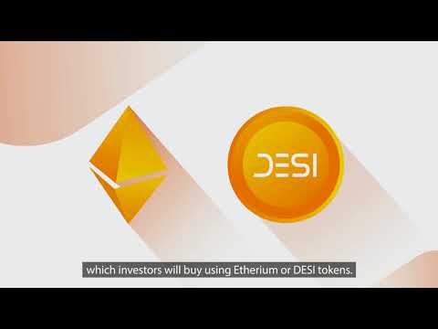 Welcome to DESICO. Welcome to the future of ICOs.