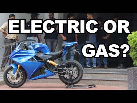 The Emflux One will change your mind about electric motorbikes