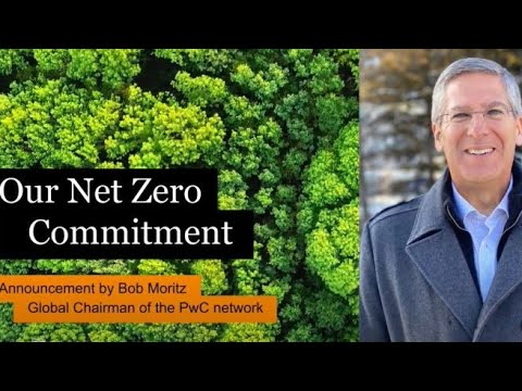 PwC commits to net zero by 2030, globally