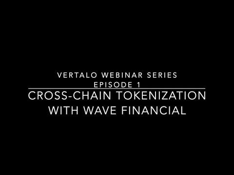 Vertalo Webinar Series: Episode 1