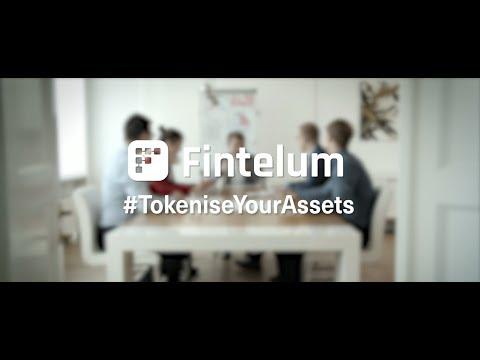 Fintelum #TokeniseYourAssets Explainer
