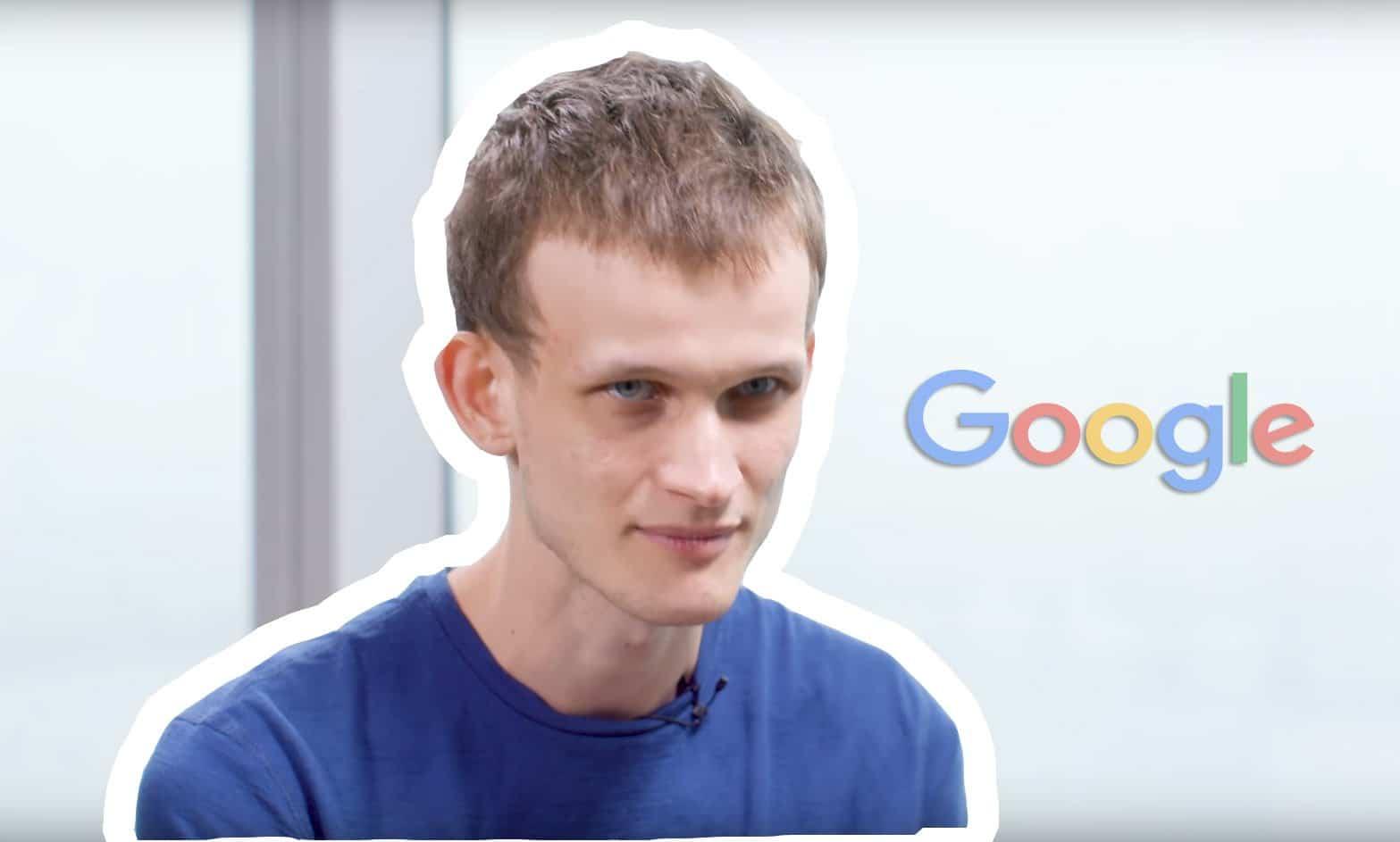 Ethereum-founder Vitalik Buterin via Cryptovibes