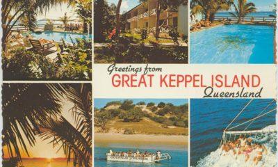 Great Keppel Island - An Australian STO