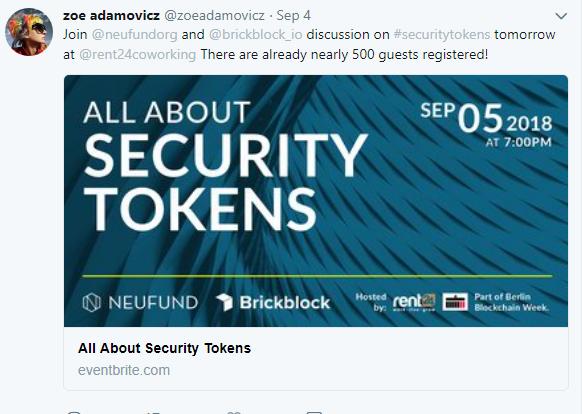 Zoe Adamovics via Twitter