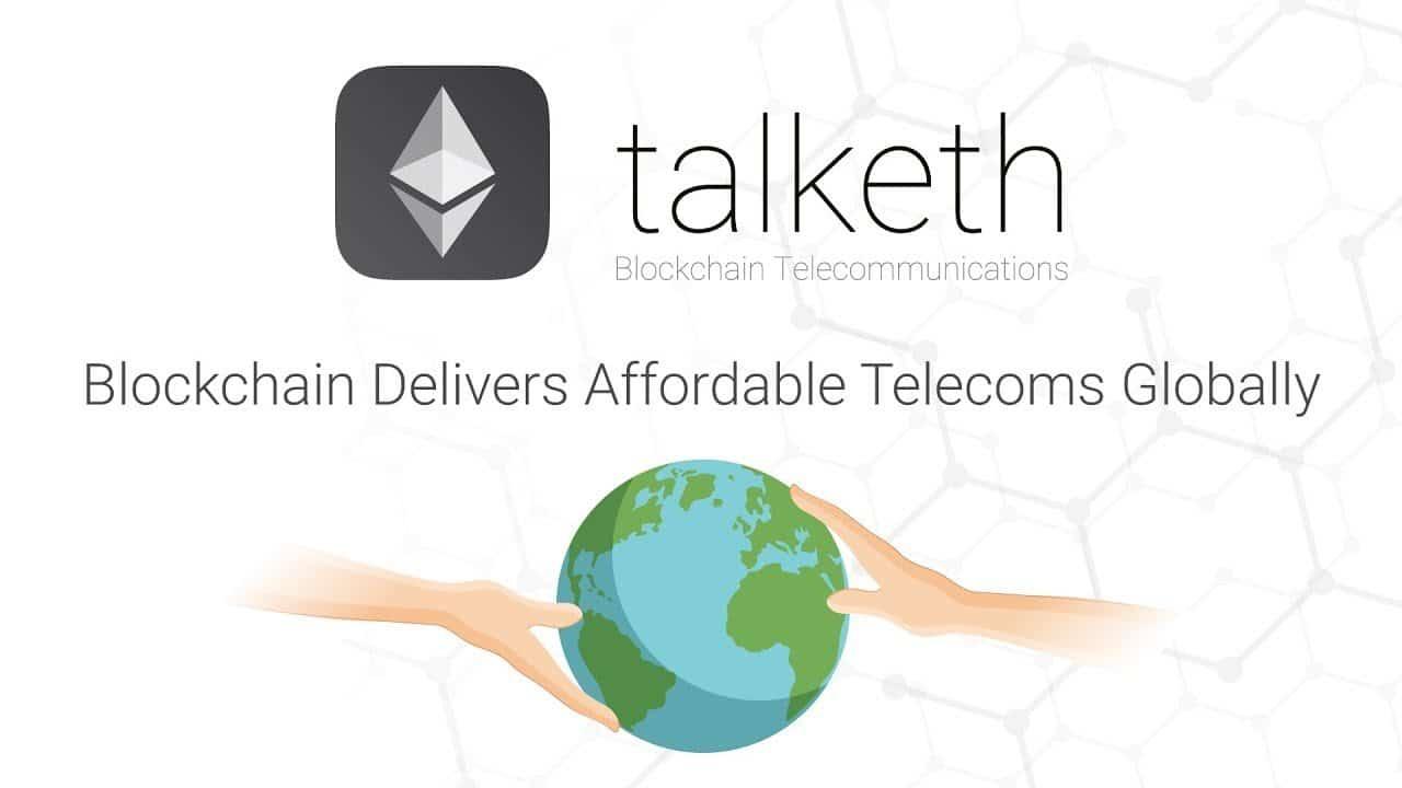 Talketh - Blockchain Communications for All