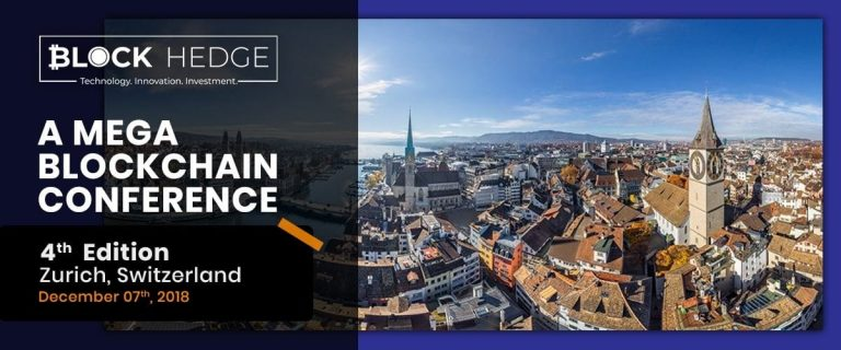 Fourth Edition of Block Hedge - In Zurich
