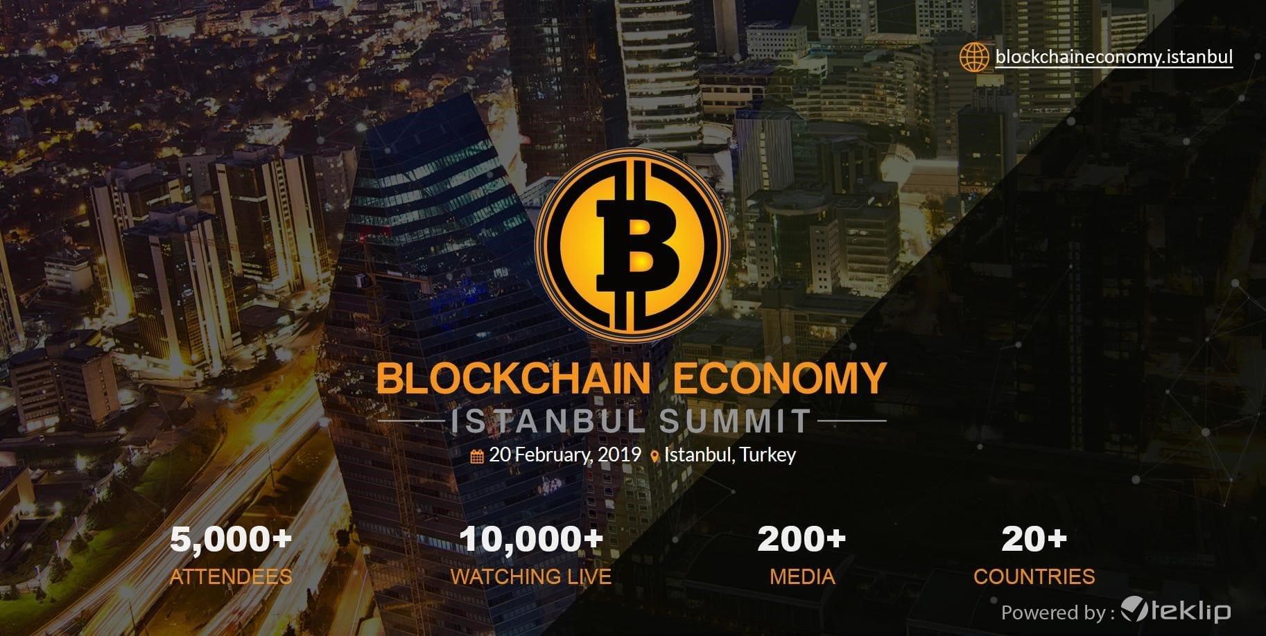 Blockchain Economy - Istanbul Summit