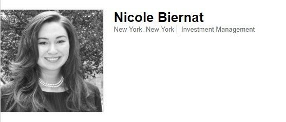 Laureate Digital Securities President Nicole Biernat via Linkedin