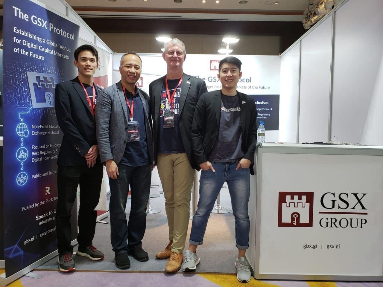 GSX, Prime FinTech, and Chong Sing FinTech form Hashstacs Inc.