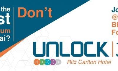 UNLOCK Blockchain Forum in UAE Announces first Batch of Stellar Speakers