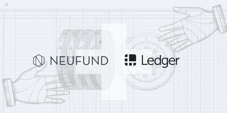 Neufund and Ledger team up to create a secure framework for managing real-world assets