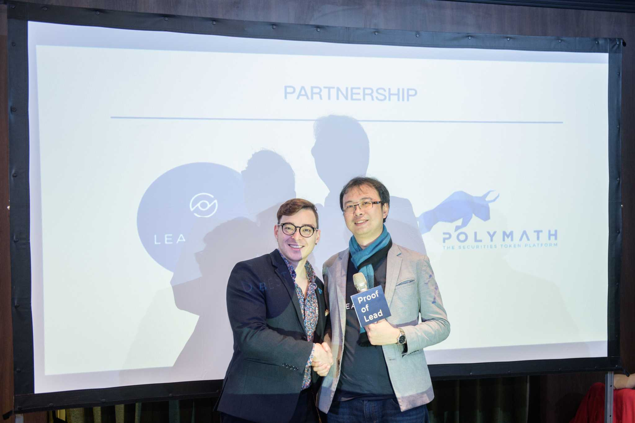 LeadBest and Polymath form Partnership to create Security Token Ecosystem