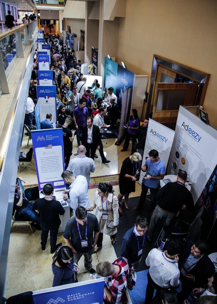 Malta AI & Blockchain Summit handing out 100 free booths to startups