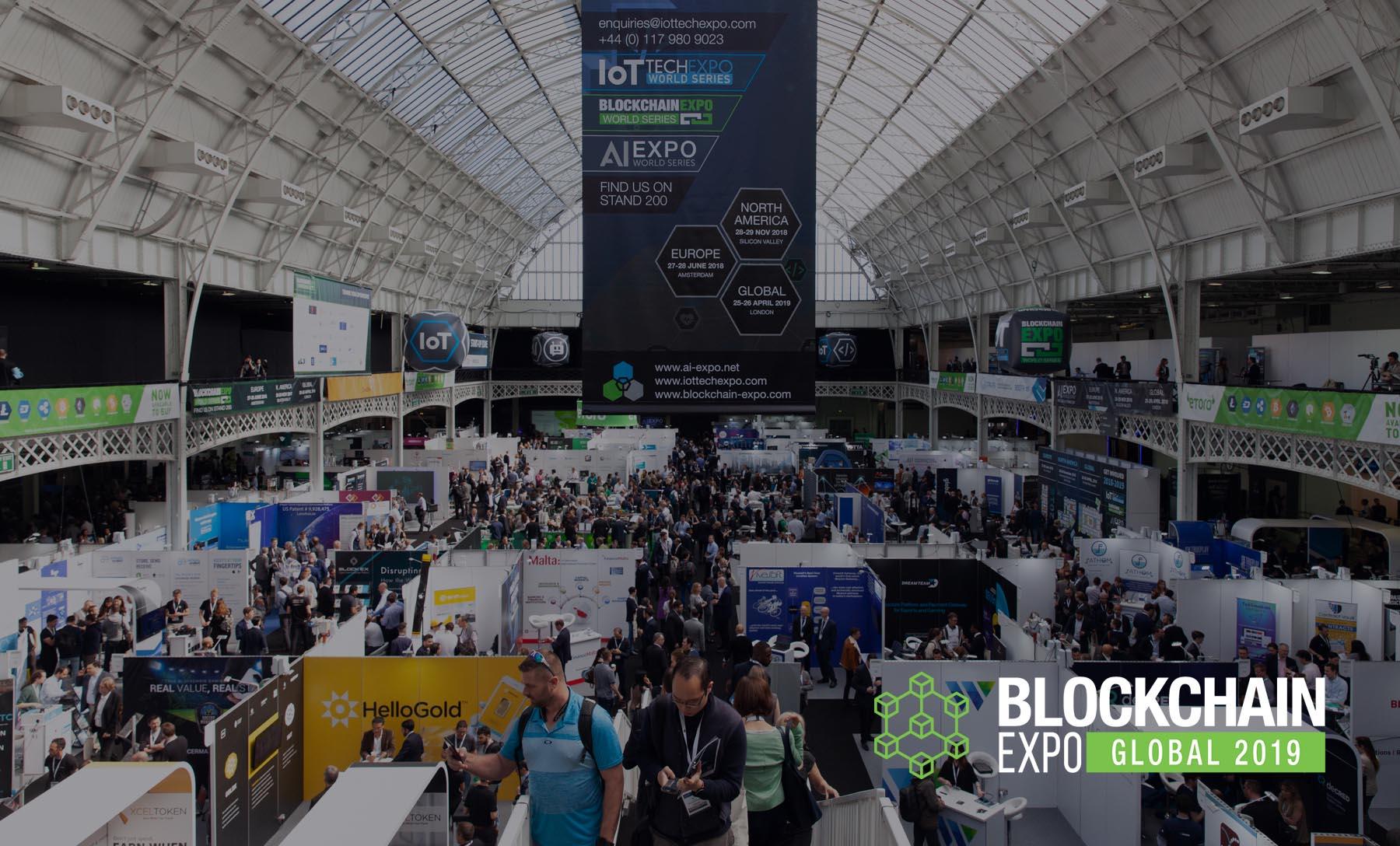 London's Blockchain Conference; Blockchain Expo Global Exhibition announces expert speakers