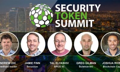 Some of the Earliest Security Tokens were Tokenized VC Funds