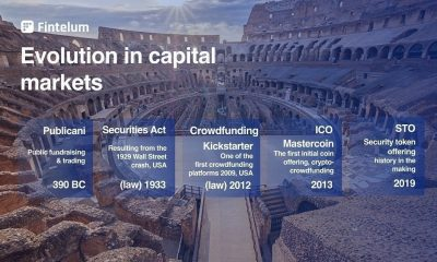 Security Tokens or STO: Evolution in Capital Markets – Thought Leaders