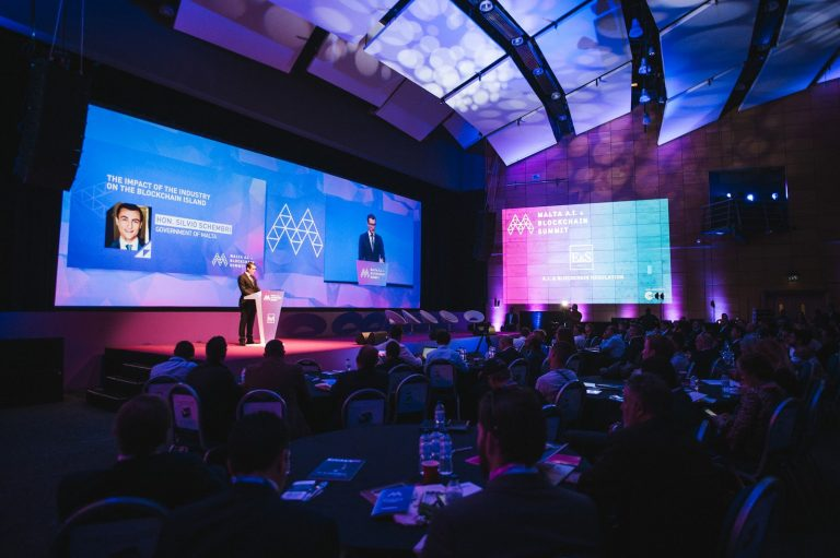 Malta A.I. & Blockchain Summit welcomes 5,500 delegates