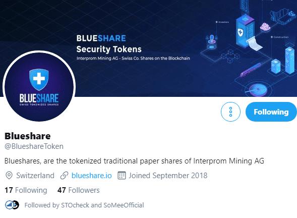 Blueshare via Homepage