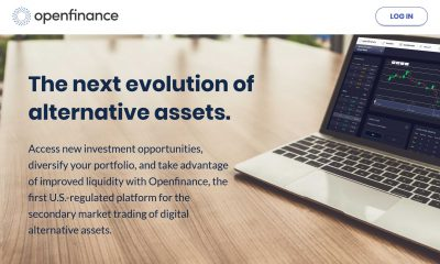 OpenFinance Brings Support State-side for Third Party Digital Securities