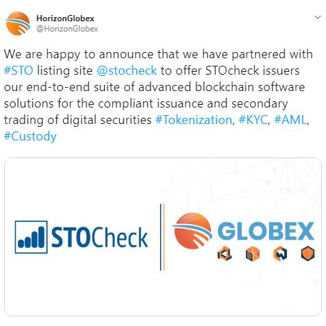 Horizon Globex via Twitter