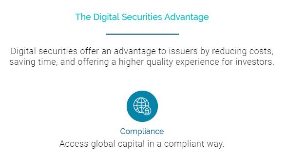Securitize via Homepage