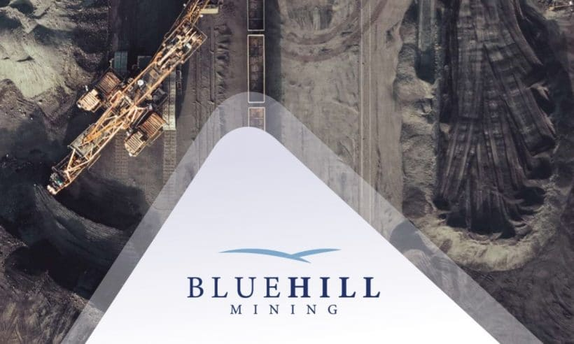 Blue Hill Mining - Bringing Transparency Through Blockchain