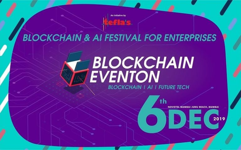 Blockchain Eventon -6th Dec 2019, Novotel, Juhu Beach, Mumbai