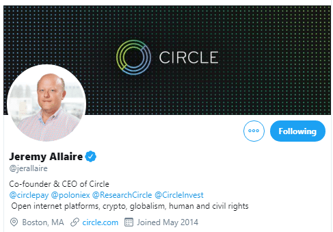 Jeremy Allaire via Twitter