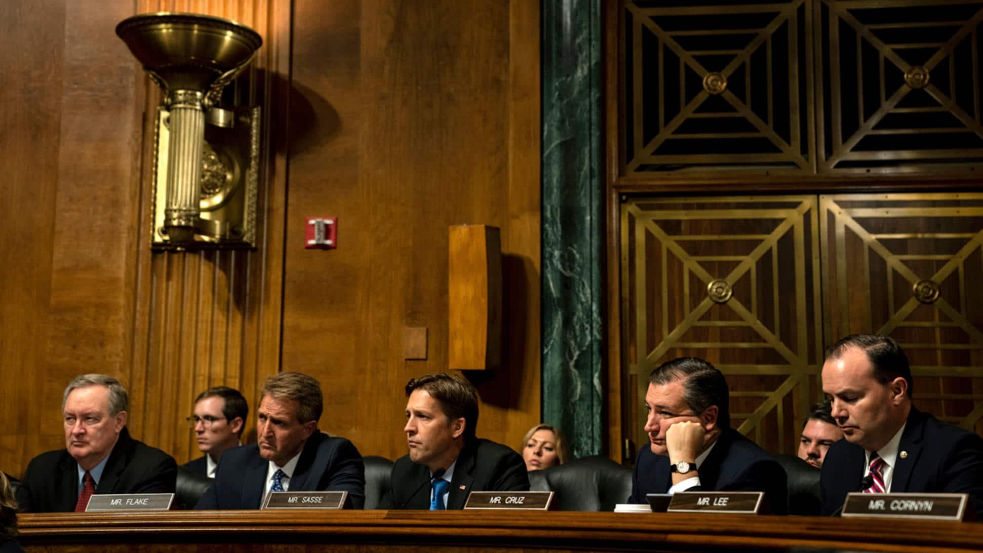 Senate Crypto Hearing ft Jeremy Allaire