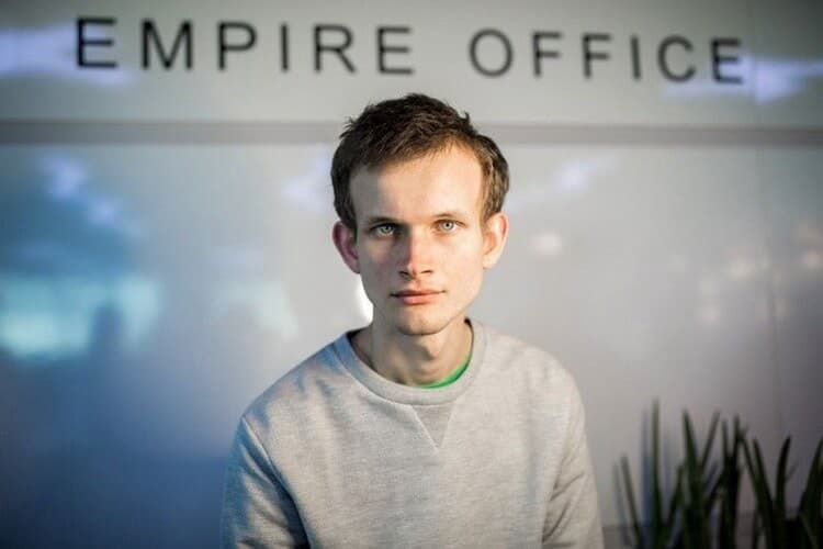 Ether Creator Vitalik Buterin via Medium