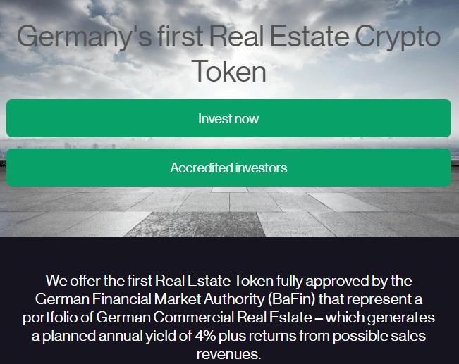 Fundament via Homepage