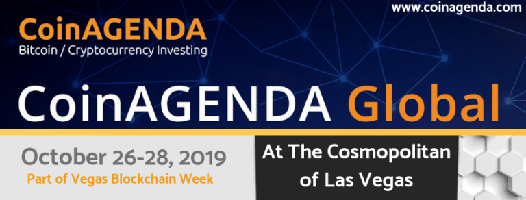 Sixth Annual CoinAgenda Global Adds Industry Titans and Enterprise Leaders to Speaker Lineup