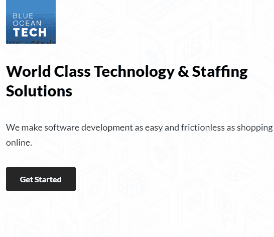 Blue Ocean Technologies via Homepage