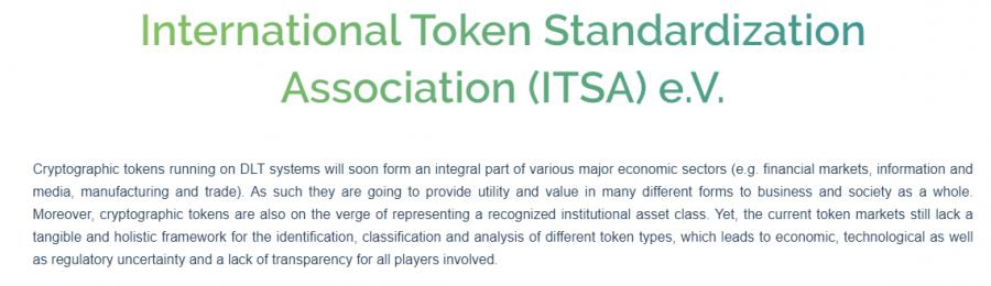 ITSA via Homepage