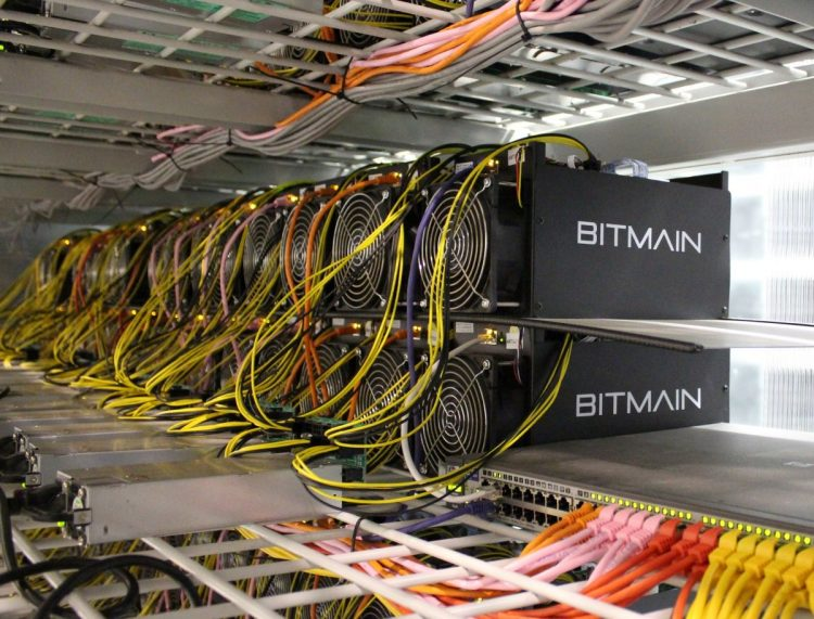 Bitmain Mining Rigs