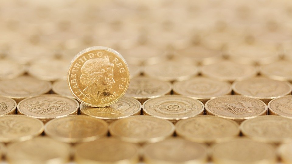 Pound Forex Market Surges on Dollar Weakness
